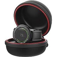 Moretek Stand Custodia per Samsung Gear S3, Case da Trasporto Supporto Dock Stazione di Ricarica per Samsung Gear S3 (S3Black)