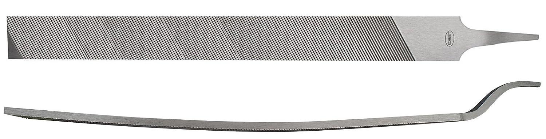 Alfa Tools F65332 14' x 1-21/64' x 7/32' Bent Body File (6 Pack)