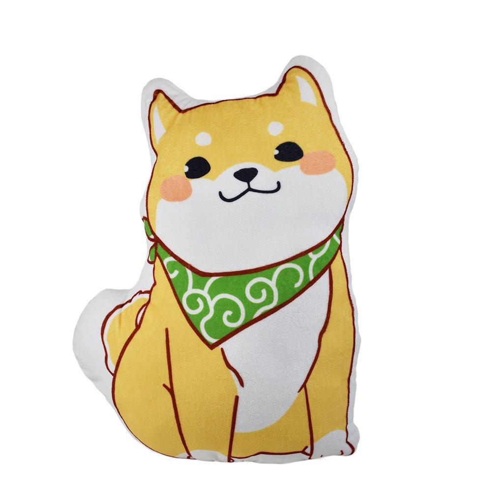 YINGGG Cute Shiba Inu Stuffed Animal Plush Toy pillow