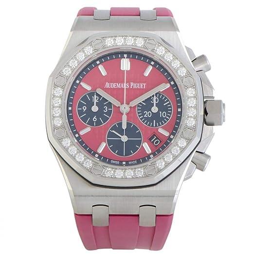 Audemars Piguet Royal Oak Offshore - Reloj automático para Mujer (Certificado de autenticidad)