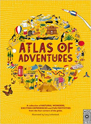 Image result for atlas of adventures