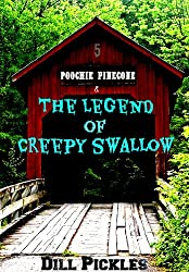Poochie Pinecone and The Legend of Creepy Swallow