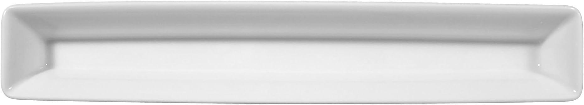 Schale 5140 5x30 Cm Buffet Gourmet Weiss Uni 00006 Von Seltmann Weiden Küche Haushalt