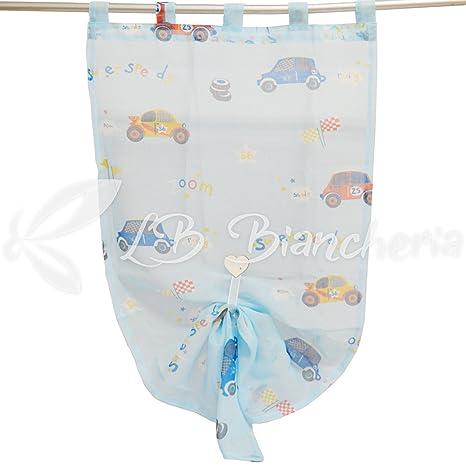 Tende cameretta bimbo trendy idee camerette bambini fai for Pannello portaoggetti neonato amazon
