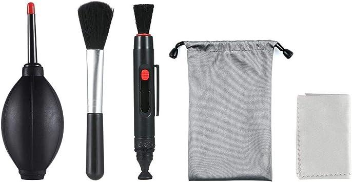 OOOUSE - Kit de Limpieza Profesional para cámaras réflex ...