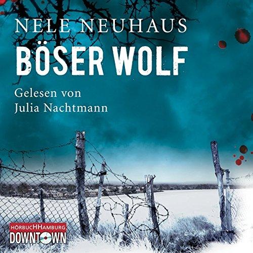 Böser Wolf: 6 CDs (Ein Bodenstein-Kirchhoff-Krimi, Band 6)