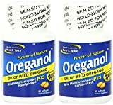 North American Herb and Spice: Natural Oreganol Dieaty Supplement Capsules, 60 count (Pack of 2) For Sale