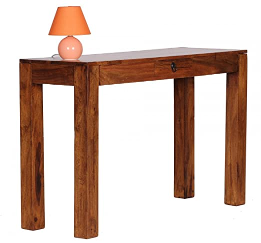 Home Collection24 Consola Mesa Mumbai Madera Sheesham Consola con ...