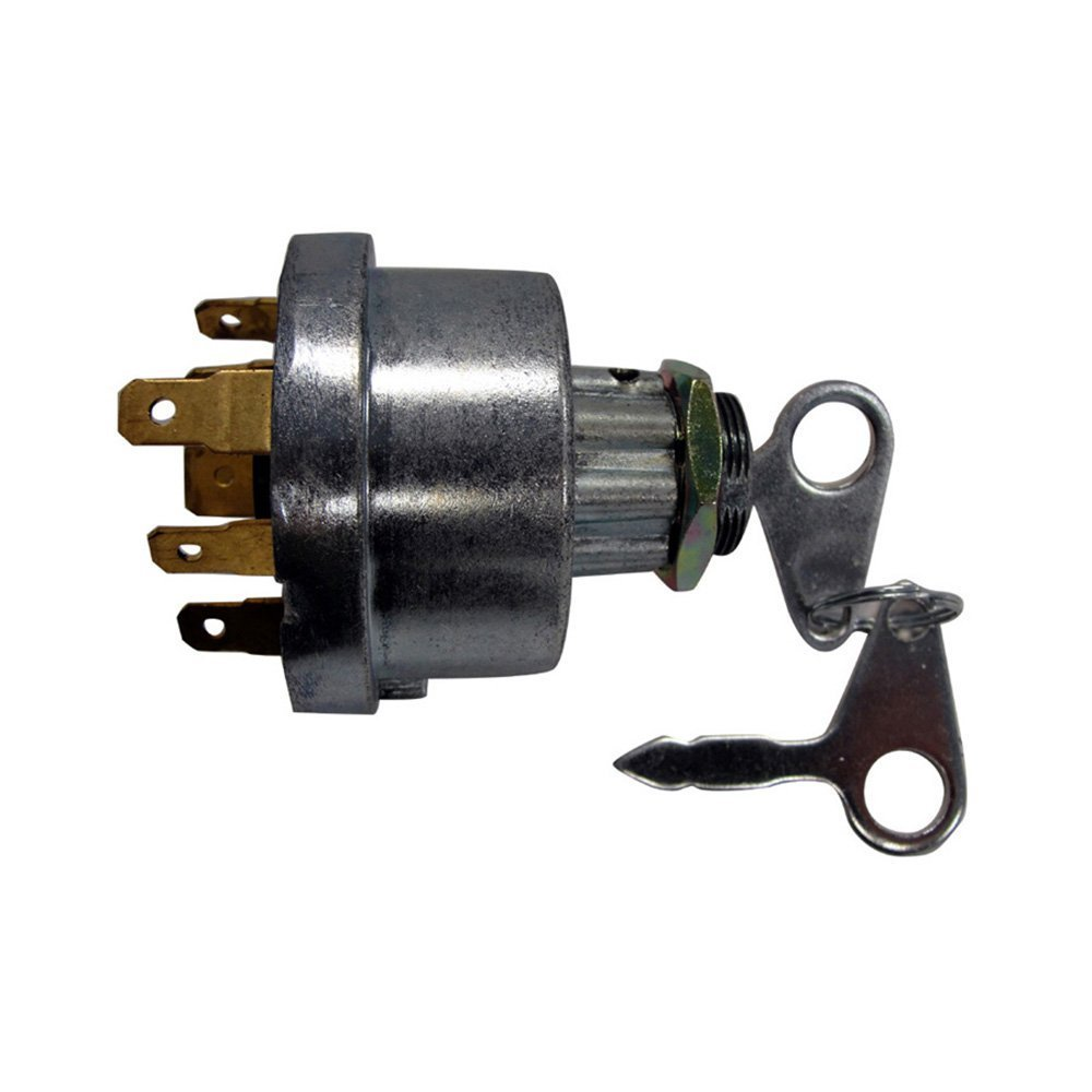 amazon.com: e7nn11n501ab ignition switch with cold start for ford new  holland 2000 3000: industrial & scientific  amazon.com