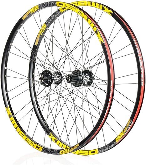 TianyiTrade MTB Juego de Ruedas Bicicleta, 26
