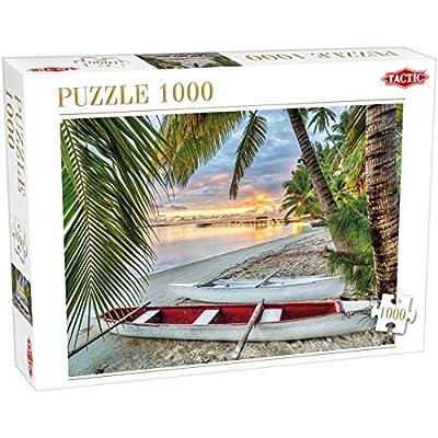 Tactic 1369695 Cm Hauru Punto Puzzle Da Pezzi