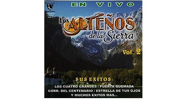 Ojitos de Capulin de Los Alteños De La Sierra en Amazon Music - Amazon.es