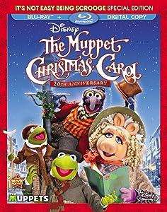 The Muppets Christmas Carol 20th Anniversary Edition Blu-ray from Walt Disney Studios Home Enter