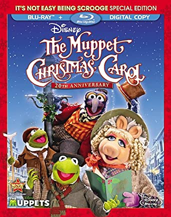 The Muppet Christmas Carol.Amazon Com The Muppet Christmas Carol 20th Anniversary