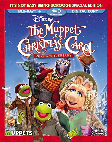 The Muppet Christmas Carol (20th Anniversary Edition) [Blu-ray] by Buena Vista Home Video