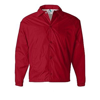 Augusta Sportswear Coach's Jacket 3100 (Red)
