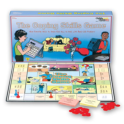 The Coping Skills Game: Nine Essential Skills to Teach Kids How to Deal with Real-Life Problems (Life Game Kids)