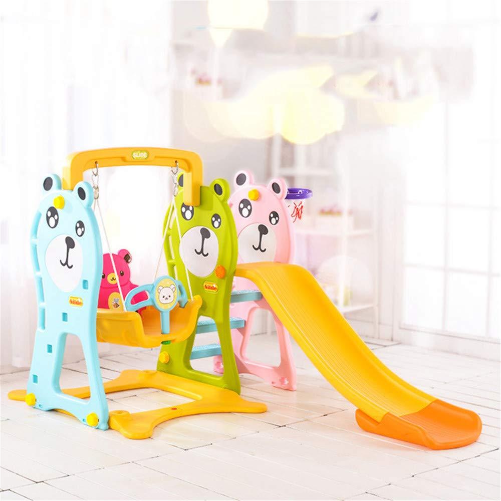 en venta en línea D Skiout Infantil Toboganes y Columpios Niños Diapositiva Juguetes Juguetes Juguetes para Interior Exterior Parque Jardín  mejor vendido