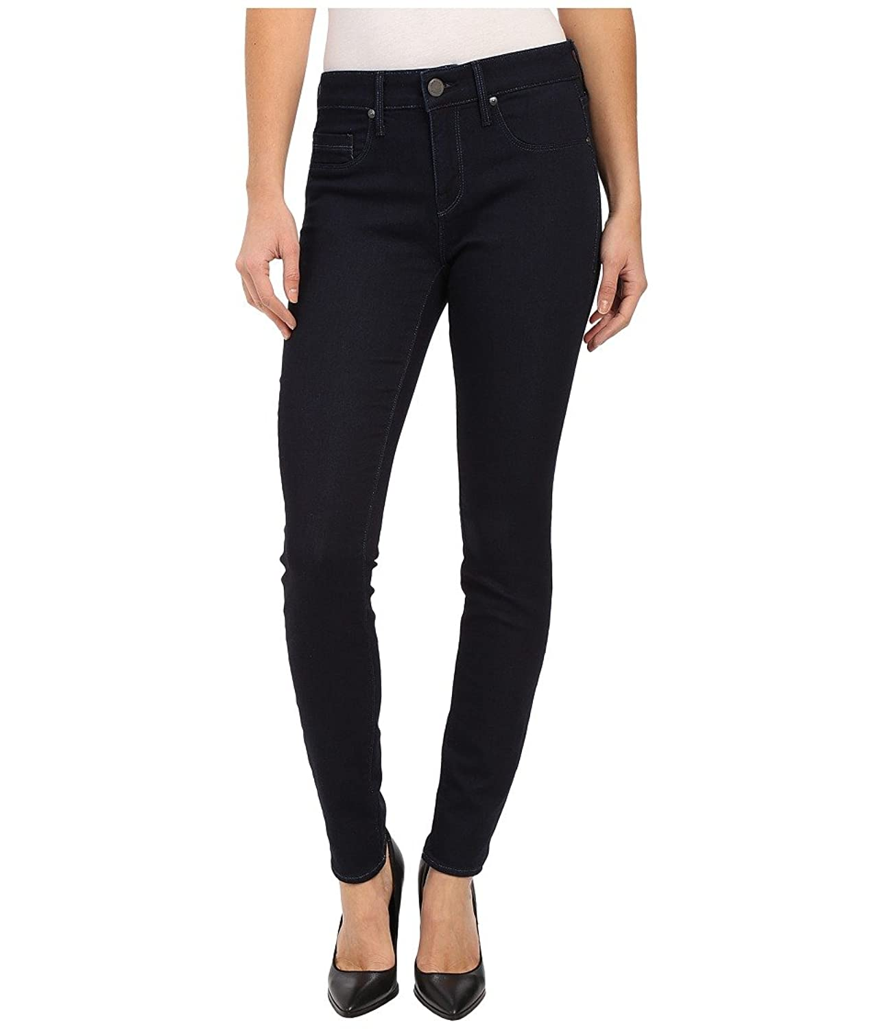 Parker Smith Women&39s Ava Knit Indigo Skinny Jeans in on sale