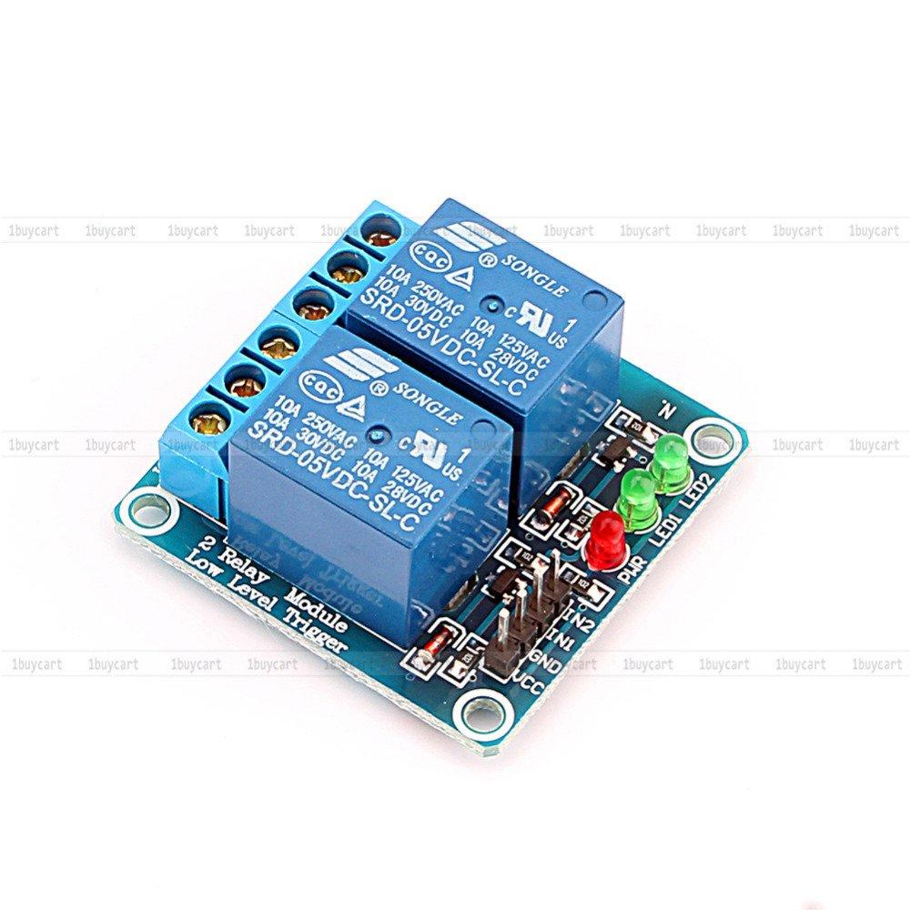 Hot Sale Oligextm 1pcs 2 Channel New Relay Module Board
