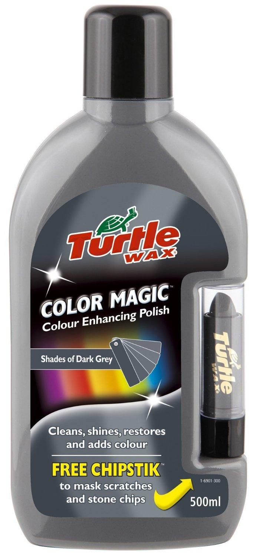 Color magic car polish silver - Turtle Wax Fg6901 Color Magic Plus Dark Grey 500 Ml Amazon Co Uk Car Motorbike
