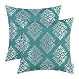Pack of 2 CaliTime Soft Throw Pillow Covers Review and Comparison