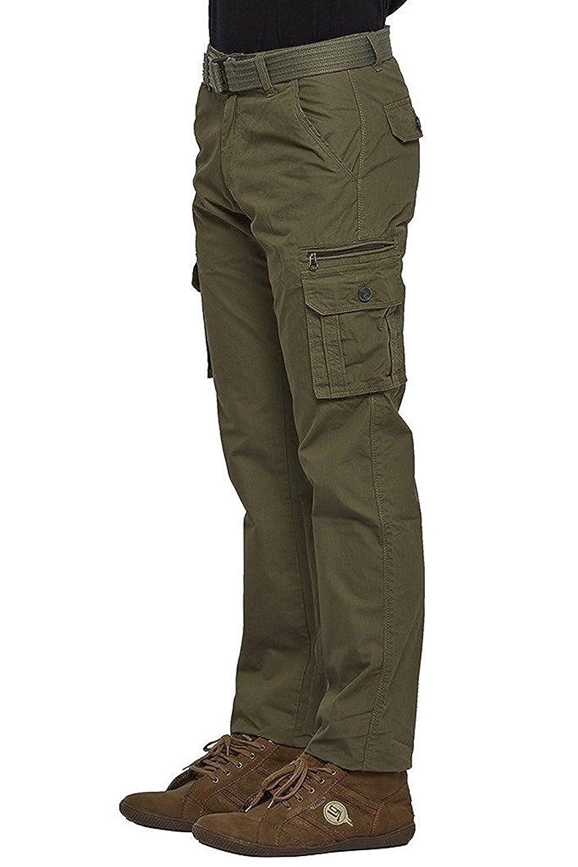 bda127eb45911 Verticals Men's Cotton Cargo Pants