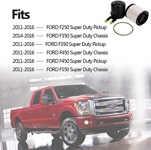 FITS 2011-2017 F-250 F-350 F-450 F-550 LATCH TO SAFETY CATCH HOOD RELEASE CABLE