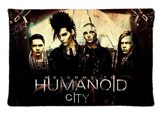 Custom Tokio Hotel Band Members Funda De Frase Classic