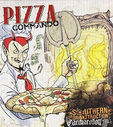 CD : SOUTHERN DRINKSTRICTION  CARCHARODON - Pizza Commando (United Kingdom - Import)