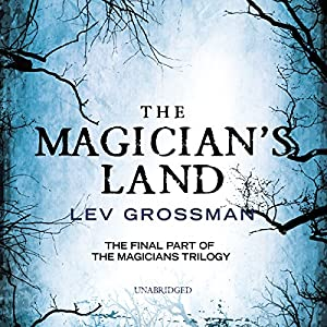 The Magician's Land, Book 3 Hörbuch