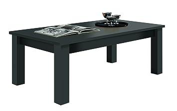 R&K KR Decor Delos-Table Basse pour Salon Ardoise rectangulaire ...