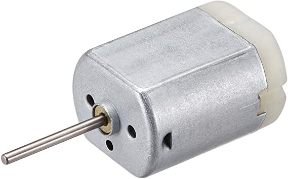 DC12V 11800RPM FC-280SC Shaft Length 22mm High Speed DC Motor For Car Door Lock