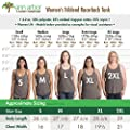 Winosaur | Funny Wine Lover Ladies' Triblend Racerback Fitness Tank Top