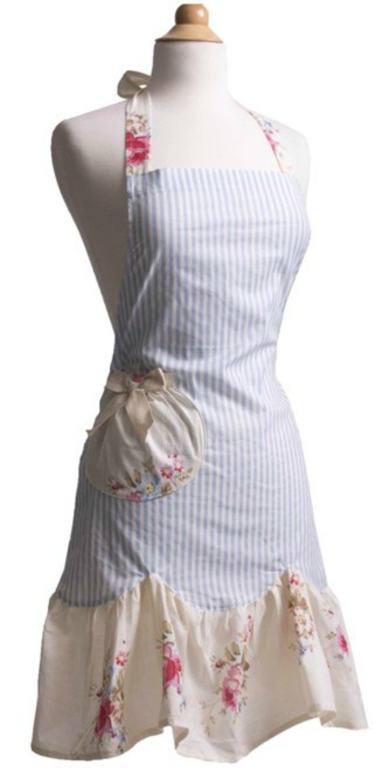 Flirty Aprons Women's Marilyn Country Chic Apron