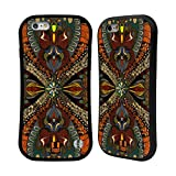 Head Case Designs Butterfly Insect Patterns Hybrid Gel Back Case for Apple iPhone 6 4.7