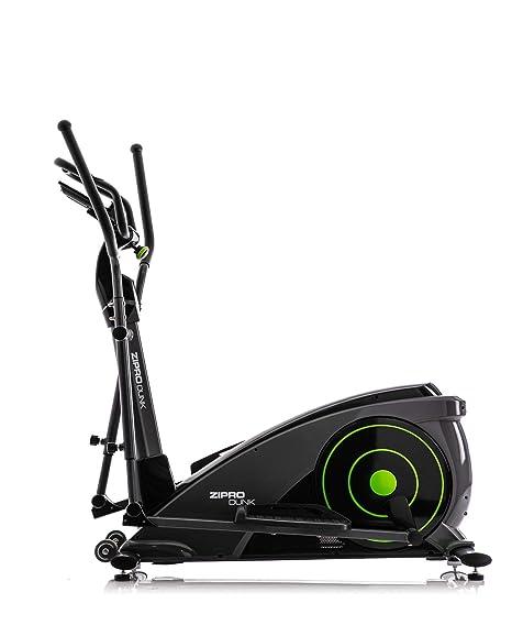 Zipro Unisex - Bicicleta elíptica iConsole + Oscuridad, Color ...