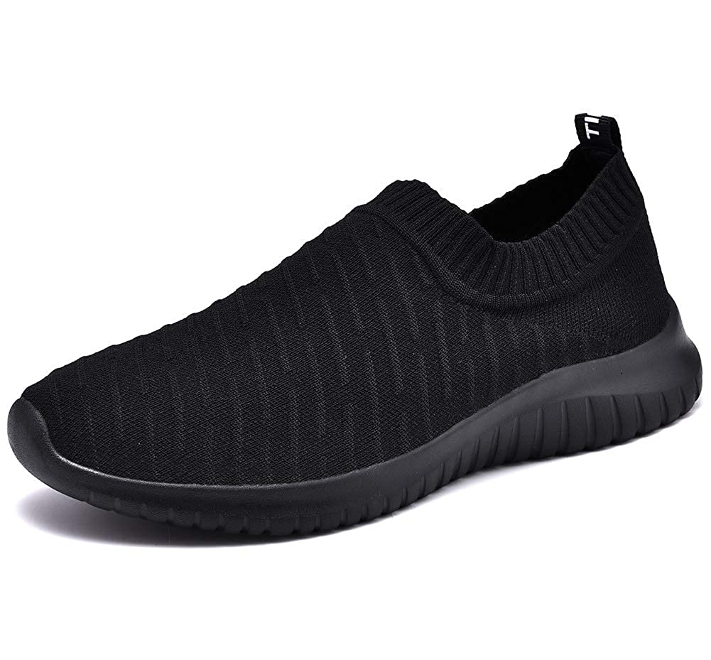 TIOSEBON HK2108 - Zapatillas de Running para Hombre Verde Verde 40 EU, Color, Talla 41 EU