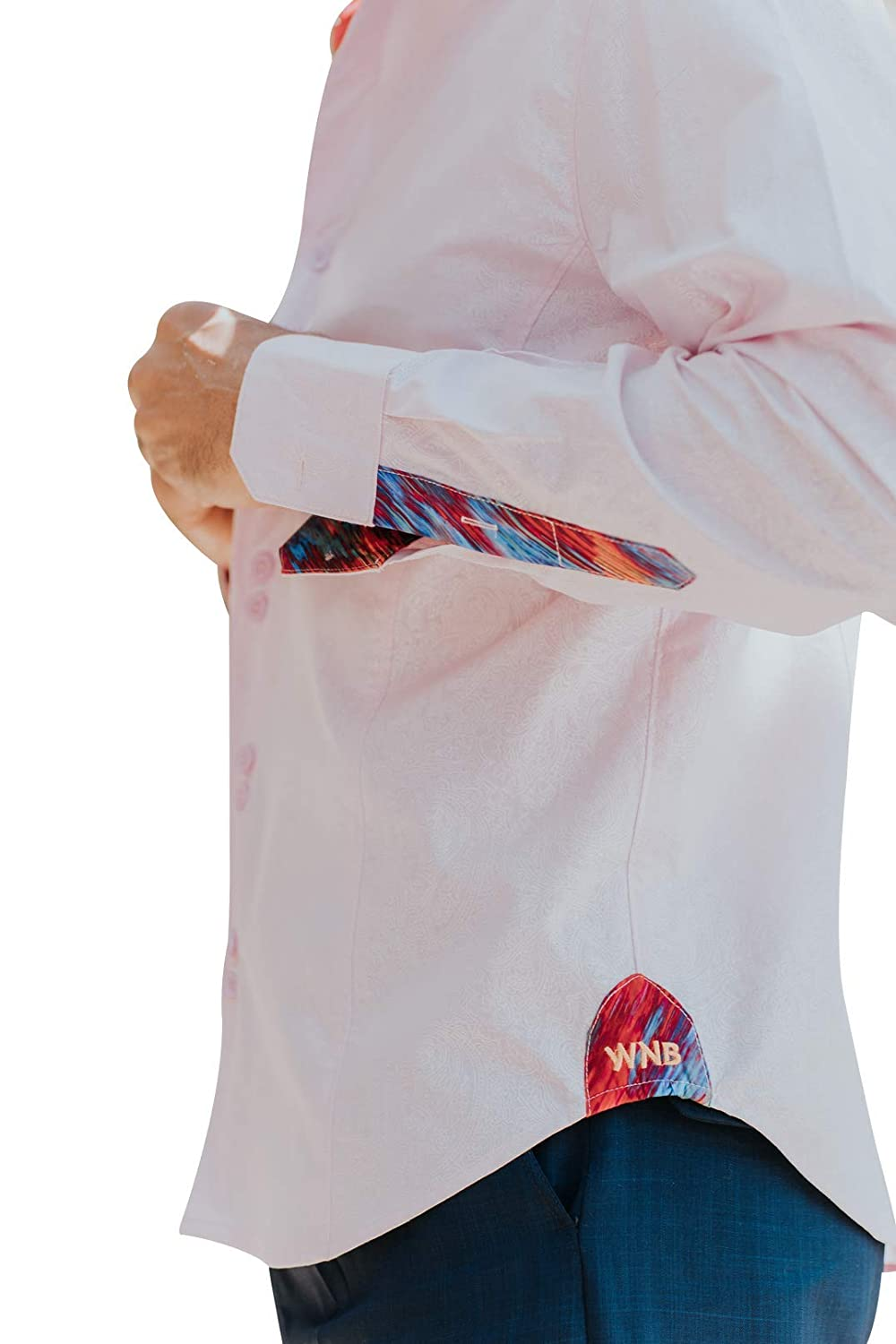 Ladys Red Stripe Jumpsuit WNB Designs Mens Palm Beach Shirt with Couples Matching Outfits Set Available