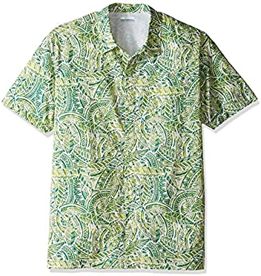 cafdca338e5 Columbia Men's Big Trollers Best Short Sleeve Shirt, Tippet Tuna ...