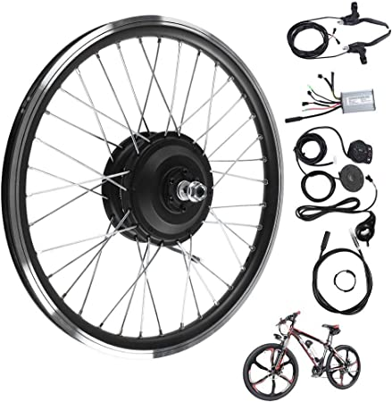 Kits de conversión de Bicicleta eléctrica, Motor de 36V/48V 250W ...