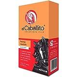 el Caballito Cajilla 12 sobres Colorante para Ropa Naranja española 16g c/u