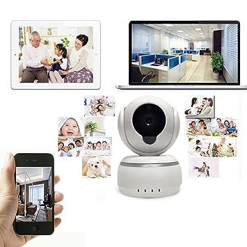 Cámara de seguridad en casa, cámara IP inalámbrica, cámara de vigilancia 720p HD casa