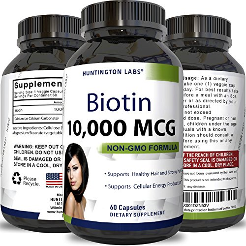 Natural-And-Pure-Biotin-For-Hair-Growth-In-Men-And-Women-Combat-Hair-Loss-Weight-Loss-Aid-Reduce-Thinning-Hair-Potent-Vitamins-For-Hair-Growth-Biotin-Supplement-By-Huntington-Labs