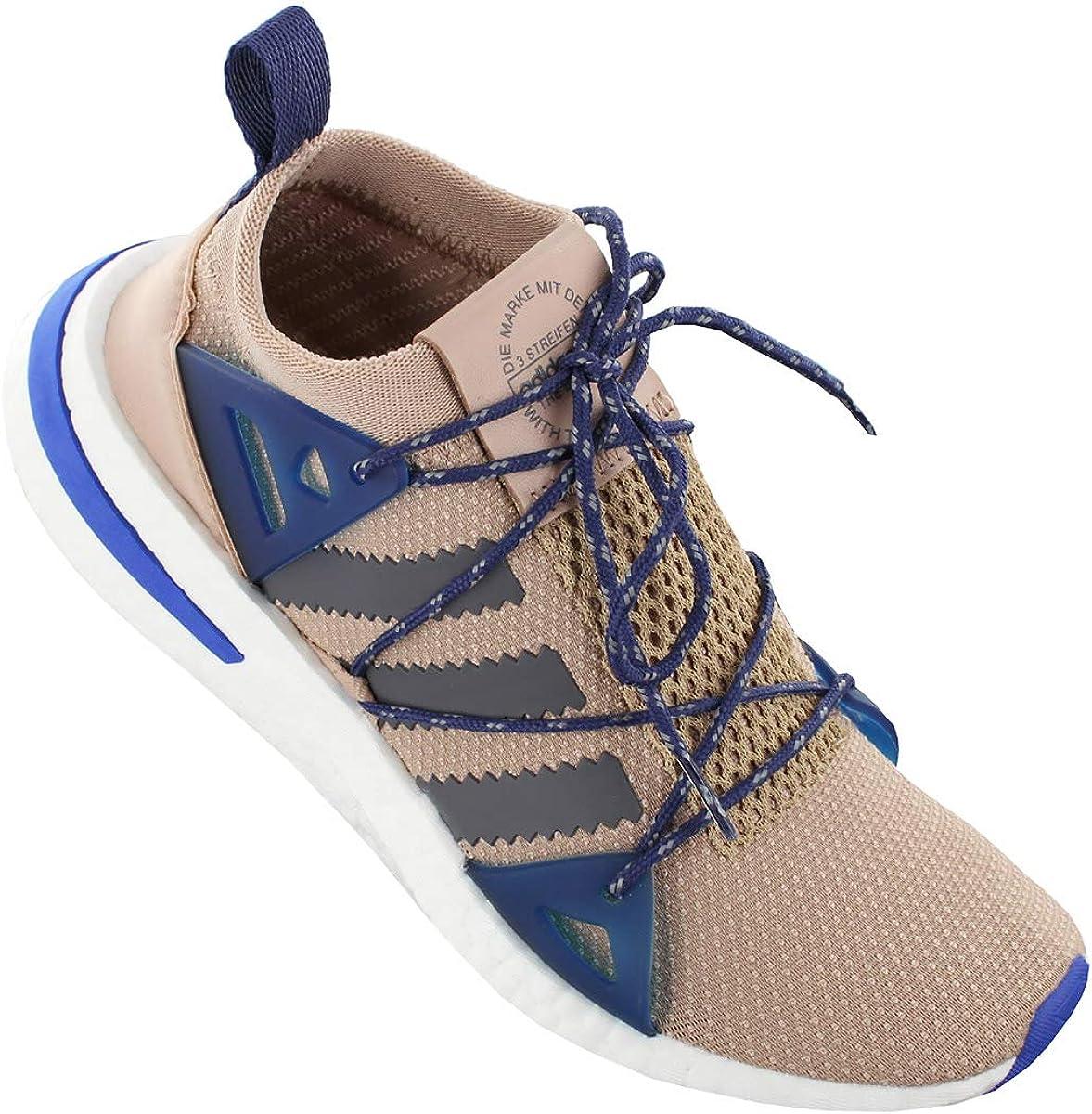 Adidas Originals Arkyn W Chaussures de Femme Beige Chaussures Femme Sneaker Baskets Multicolore