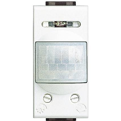 Bticino Livinglight N4431 - Ll-Sensor Ir 2A 1M Blan