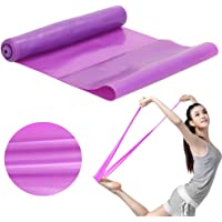 Nimble House 1.5M Yoga Pilates Rubber Stretch Workout Fitness Band Made  With Stretchable Rubber- 0b933b93823