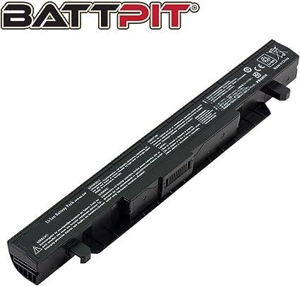 Battpit Batterie Pour Pc Portables Asus A41n1424 Rog Gl552 Gl552j Gl552jx Gl552v Gl552vw Gl552vx Zx50 Zx50j Zx50jx 4 Cellules 2200mah 33wh Amazon Fr Informatique
