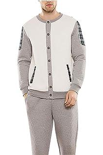a4c38e902b Mens Cotton Pajamas Mens Loungewear Full Mens Set Set Cotton Fashion Brands  Bathing Pajamas Long