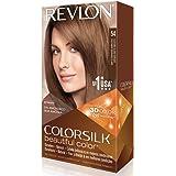 Revlon Colorsilk Sans Amoniaque 54 Light Golden Brown